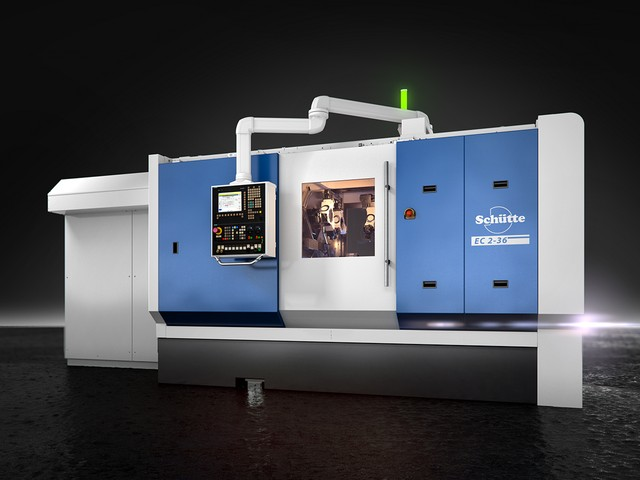 Photo of Multi-Spindle ECX Series: ECX-36 | Schutte USA