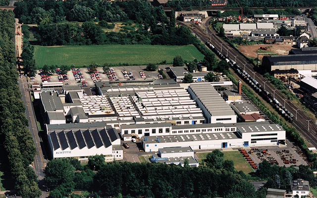 German Headquarters & Production Facility