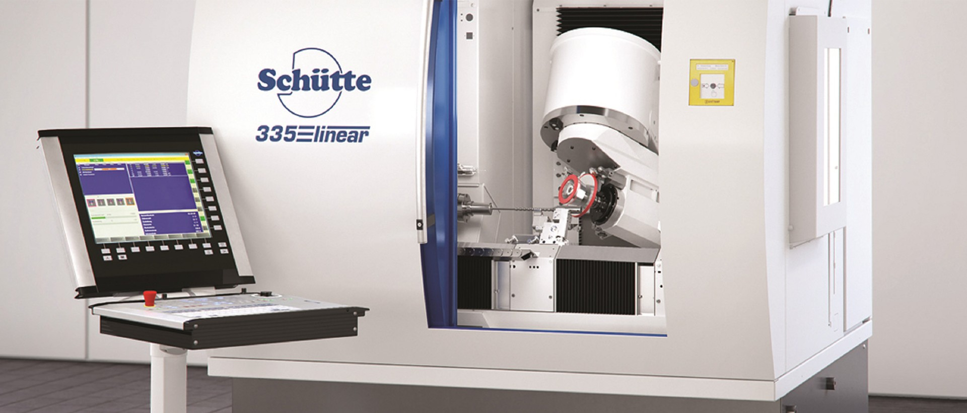 Simplify your operations and programming with Schütte Integrated Software